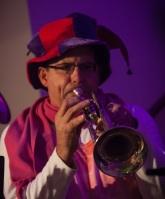 Darryl, trumpet