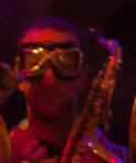 Matt, saxophone