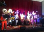 Unusual Suspects dance Maleny August 2013