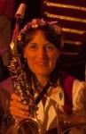Wendy, saxophone