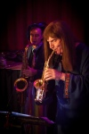 Ric, saxophone